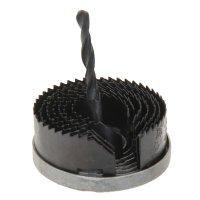 Пила кольцевая sparta, d 26-63 мм, глубина пропила 1