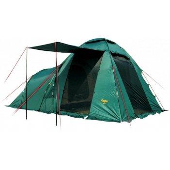 Палатка кемпинговая canadian camper hyppo 3 (цвет woodland)