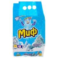Порошок стиральный миф автомат морозная свежесть, 2 кг