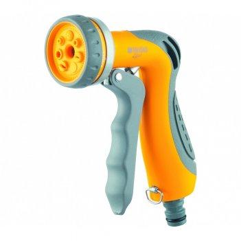 Пистолет-распылитель, 7-режимный, эргономичная рукоятка palisad luxe