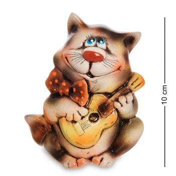 Аб-133 фигурка керамическая кот амиго