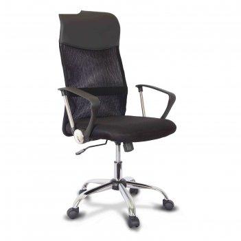 Кресло college xh-6101lx, чёрное