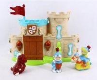 """1toy игровой набор """"мой маленький мир"""": замок, фигурки"""