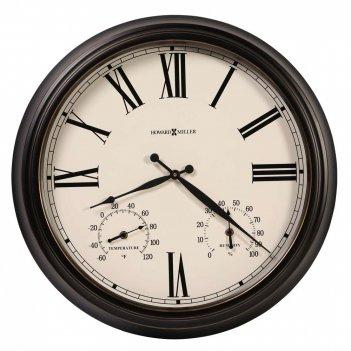 Уличные настенные часы howard miller 625-677
