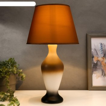 Лампа настольная 16032/1 e14 40вт 24х24х43 см
