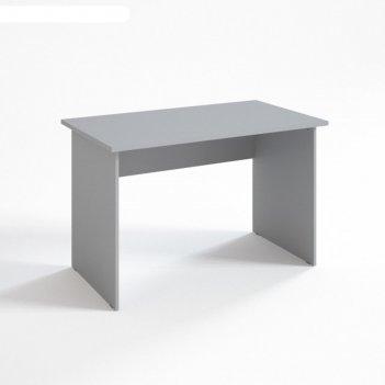 Стол рабочий с12.7, 1200х680х750 мм, серый