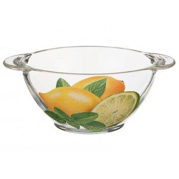 Супница лимоны 560 мл. без упаковки (кор=36шт.)