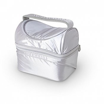 Сумка-термос pop top dual silver, 6,5л