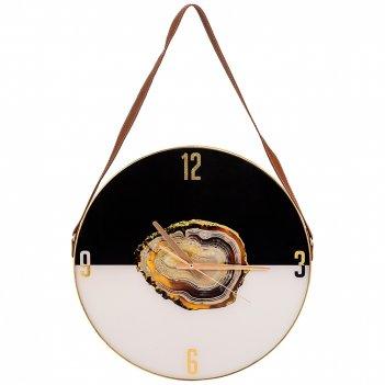 Часы настенные кварцевые коллекция модерн 45*45*5,5 см (кор=6 шт.)