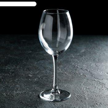 Фужер для красного вина 440 мл энотека