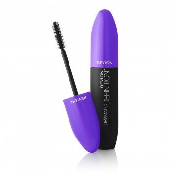 Тушь для ресниц revlon mascara dramatic definition, тон blackest black, 20
