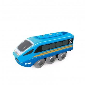 Поезд на батарейках, с дистанционным управлением