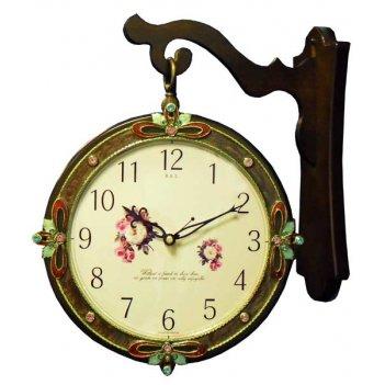 Настенные часы на подвесе b&s sa3307