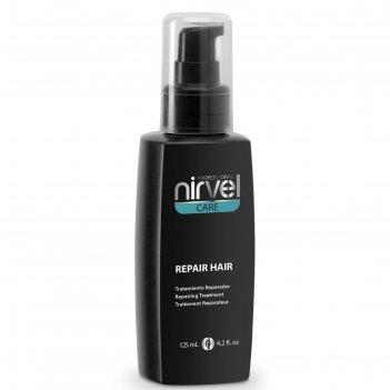 Сыворотка для восстановления волос nirvel professional repair, 125 мл