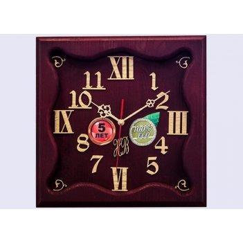 Часы настенные d30-217