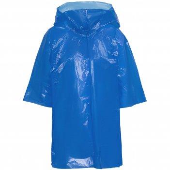 Дождевик-плащ детский brightway kids, синий