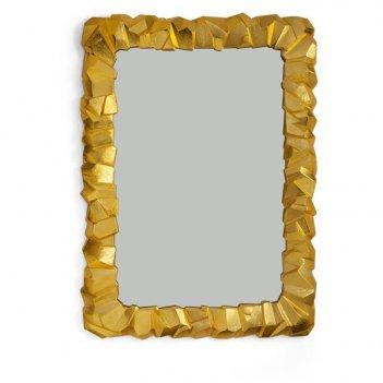 Зеркало michael aram золотая скала 61х85см