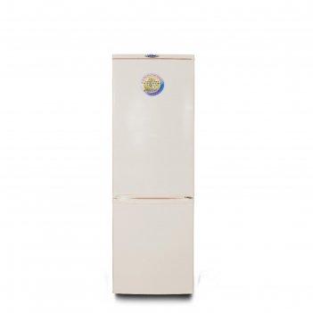 Холодильник don r-291 003 bd, белое дерево