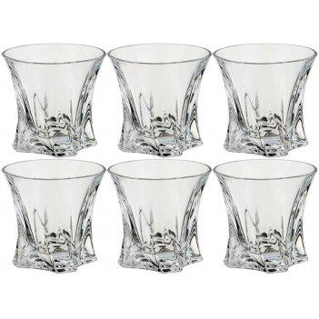 Набор стаканов для виски из 6 шт. cooper 320 мл. диаметр=10 см. высота=9 с