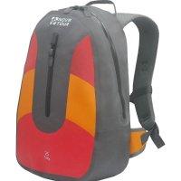 Рюкзак водонепроницаемый черепаха 25 серый/оранжевый