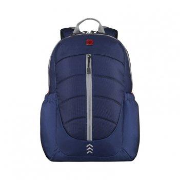 Рюкзак wenger engyz 16, синий, 100% полиэстер, 33х20х46 см, 21 л