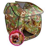 Игровая палатка домик, цвет хаки