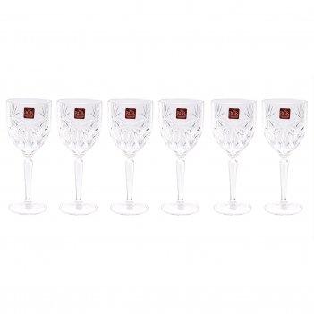 Набор бокалов для вина rcr oasis 230 мл
