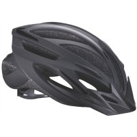 Велошлем bbb 2018 taurus черный, размер l