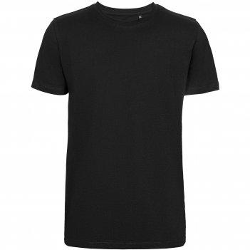 Футболка мужская t-bolka stretch light, черная