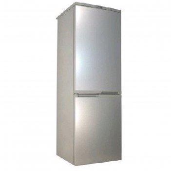 Холодильник don r-296 ng, двухкамерный, класс а+, 349 л, цвет нержавеющая