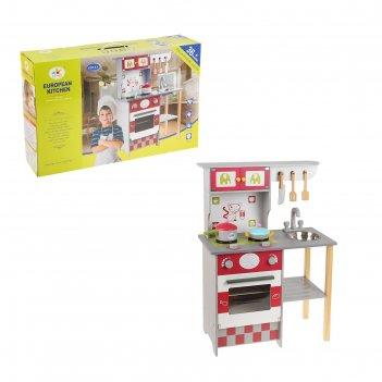 Игровой набор настоящий повар, высота от пола до столешницы: 47,5 см