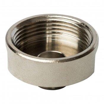 Переходник stout sft-0008-011412, никелированный, внутренняя/наружная резь