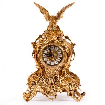 Часы каминные д.жуан с орлом