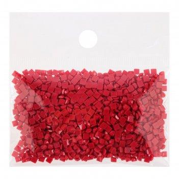Стразы для алмазной вышивки, 10 гр, не клеевые, квадратные 2,5*2,5мм 304 r