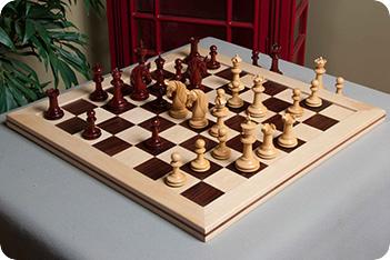 Эксклюзивные резные шахматы ручной работы валенсия, падук, самшит 50см