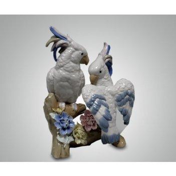 Статуэтка папугаи