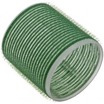 Бигуди 4166549 на липучке зеленые 61 мм (6 шт)