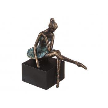 Статуэтка балерина 21.5*11.6*21.2см. коллекция ...