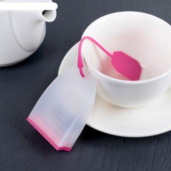 Ситечко для чая «универсал», цвет микс