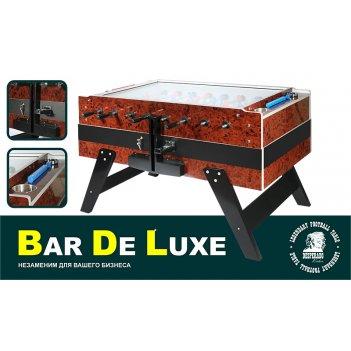 Настольный футбол (кикер) для коммерческого использования bar de luxe