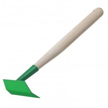 Мотыжка росток 39663, 32 см, с деревянной ручкой