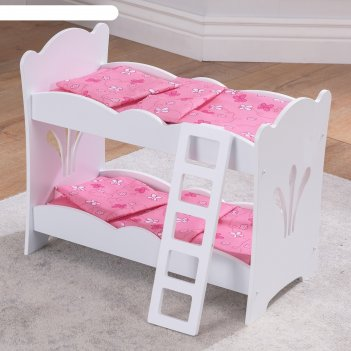 Игрушечная кроватка колыбель для куклы