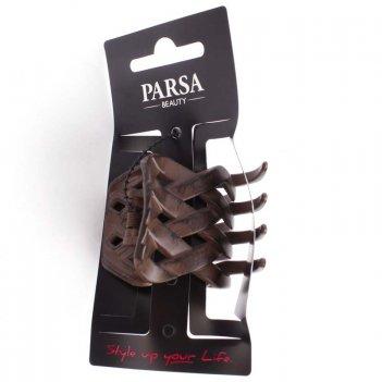 Заколка-краб для волос mother earth parsa beauty 70577
