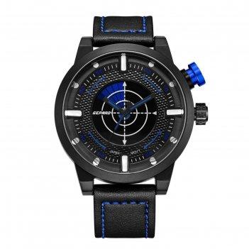 Наручные часы мужские михаил москвин gepard, модель 1225a11l3