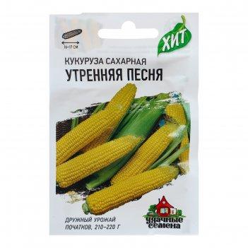 Семена кукуруза утренняя песня, 5 г