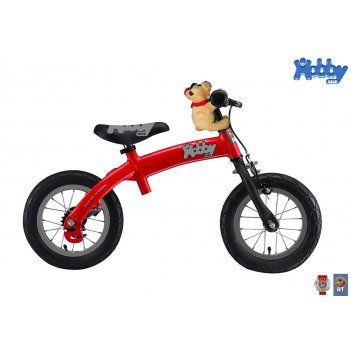 Велобалансир+велосипед hobby-bike rtoriginal alu new 2016 red