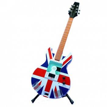 Проигрыватель гитара (cd/радио am-fm)