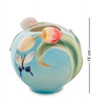 Fm-72/ 4 ваза бабочки (pavone)