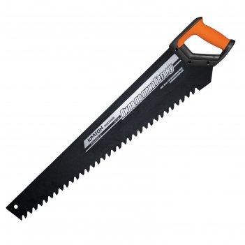 Ножовка по пенобетону кратон professional 2 03 13 001, 700 мм, тефлоновое