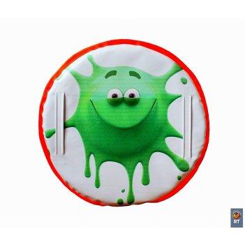 Ледянка «монстрик» клякса зеленый» 60 см